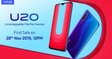 Vivo U20 Launched on Amazon India | What are the Specification of Vivo U20 mobile | Buy from Amazon in India