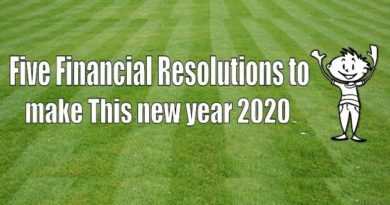 Five Financial Decision you should take in 2020 for better money management
